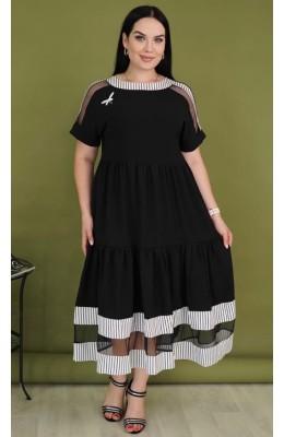 платье стрекоза