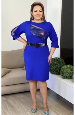 Платье элегантность + ремень
