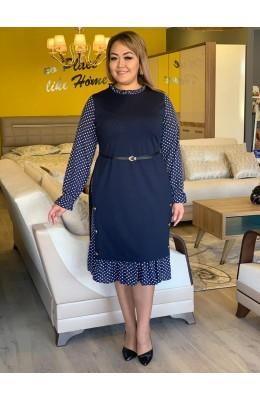 Платье Рюша 320