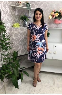 Платья Цветы  / Цветы