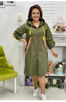 Платья Платье рубашка 001 / Платье рубашка 001