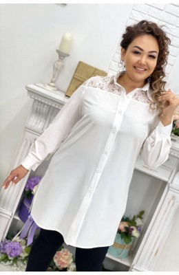 Блузки Рубашка-туника / Рубашка-туника