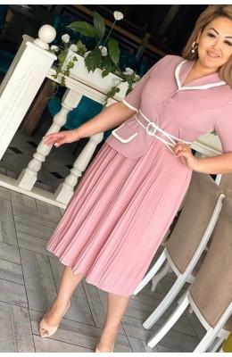 Платья Платье шифоном  / Платье с шифоном