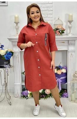 Платья Рубашка С-002 / Рубашка С-002